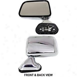 1989-1995 Toyota Pickup Mirror Kool Vue Toyota Mirror Ty134l 89 90 9 92 93 94 95
