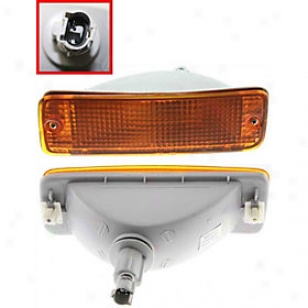 1989-1995 Toyota Pickup Turn Signla Light Replacement Toyota Turn Signal Light 12-1337-00 89 90 91 92 93 94 95