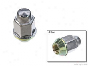 1989-1997 Ford Thunderbird Lhg Nut Scan-tech Ford Lug Nut W0133-1838003 89 90 91 92 93 94 95 96 97