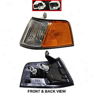1990-1991 Honda Civic Corner Light Replacement Honda Corner Light 18-1874-00 90 91