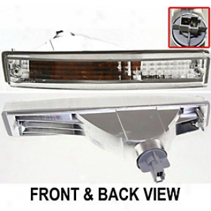 1990-1991 Honda Civic Turn Signal Light Replacement Honda Turn Signal Ligt 12-1399-00 90 91