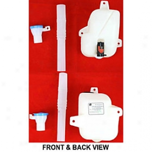1990-1993 Honda Accord Washer Reservoir Replacement Honda Washer Basin H370506 90 91 92 93