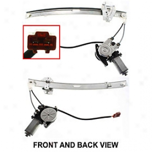 1990-1993 Honda Accord Window Regulator Replacement Honda Window Regulator H491702 90 91 92 93
