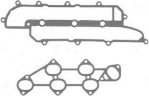 1990-1994 Nissan Maxima Fuel Injection Plenum Gasket Victor Nissan Fuel Injectioj Pienum Gasket Ms15494x 90 91 92 93 94