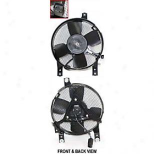 1990-1995 Toyota 4runner A/c Condenser Fan Replacement Toyota A/c Condenser Fan T190909 90 9 92 93 94 95