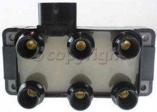 1990-2009 Ford Ranger Ignition Coil Replacement Ford Ignition Coil Repf5004602 90 91 92 93 94 95 96 97 98 99 00 01 02 03 04 05 06 07 08 09