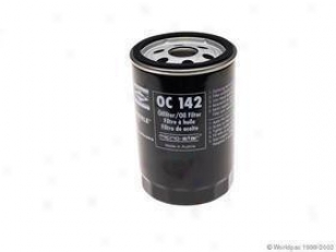 1991-1994 Porsche 911 Oil Filter Mahle Porsche Oil Filter W0133-1638531 91 92 93 94