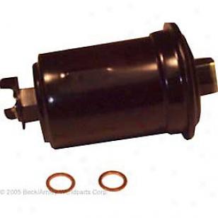 1991-1994 Toyota Tercel Fuel Filter Beck Arnley Toyota Fuel Filter 043-0964 91 92 93 94