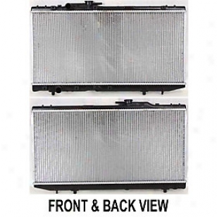 1991-1995 Toyota Tercel Radiator Replacement Toyota Radiator P1381 91 92 93 94 95