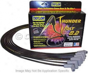 1991-1998 Nissan 240sx Spark Plug Wire Taylor Cable Nissan Spark Plug Wire 87043 91 92 93 94 95 96 97 98
