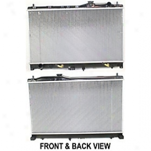 1992-1994 Acura Vigor Radiator Replacement Acura Radiator P1277 92 93 94