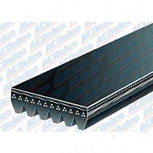1992-1994 Bmw 525i Drive Belt Ac Delco Bmw Drive Belt 6k612 92 93 94