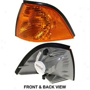 1992-1995 Bmw 325i Corner Light Replacement Bmw Corner Light B104102 92 9 394 95