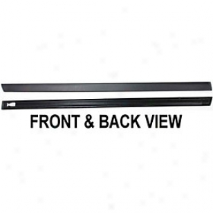 1992-19955 Bmw 525i Door Molding Replacement Bmw Door Molding B490903 92 93 94 95