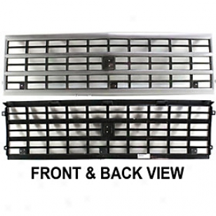 1992-1995 Chevrolet G10 Grille Replacement Chevrolet Grille 7040 92 93 94 95