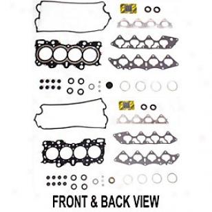 1992-1995 Honda Ciic Engine Gasket Set Replacement Honda Engine Gasket Set Reph312702 92 93 94 95