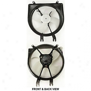 1992-1995 Honda Civic Radiator Fan Replacement Honda Radiator Fan H160905 92 93 94 95