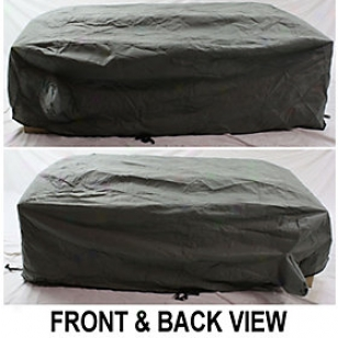 1992-1995 Jeep Wrangler (yj) Cab Cover Garage Pro Jeep Cab Cover 65123 92 93 94 95