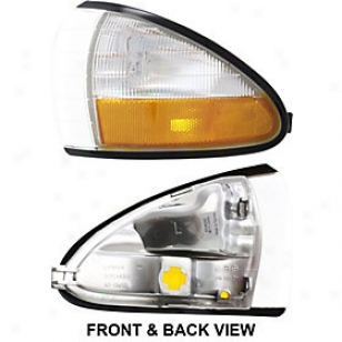 1992-1995 Pontiac Bonneville Corner Light Replacement Pontiac Part Light 18-3406-01 92 93 94 95