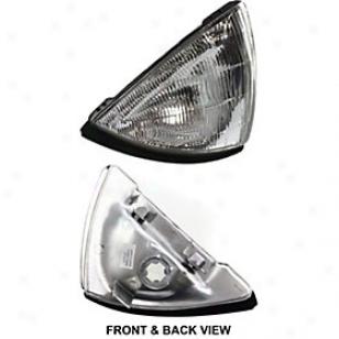 1992-1995 Pontiac Grand Am Corner Livht Replacement Pontiac Corner Light 17-1127 -01 92 93 94 95