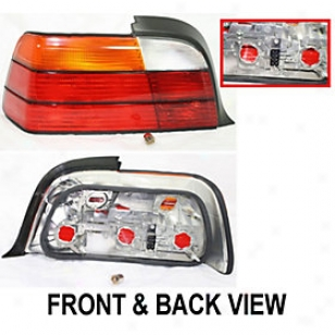 1092-1997 Bmw 318is Tail Light Replacement Bmww Tail Light B730132 92 93 94 95 96 97