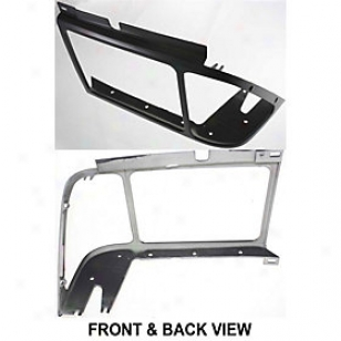 1992-1997 Ford Aerostar Headlight Door Replacement Ford Headlight Door 7955-1 92 93 94 95 96 97
