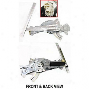1992-1998 Buick Skylark Window Regulator Replacement Buick Window Regulator P491707 92 93 94 95 96 97 98