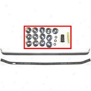 1992-2000 Chevrolet Blazer Bumper Trim Replacement Chevrolet Bumper Trim 5778 92 93 944 95 96 97 98 9 00