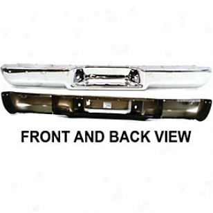 1992-2000 Chevrolet Blazer Step Bumper Replacement Chevroldt Step Bumper C760702 92 93 94 95 96 97 98 99 00