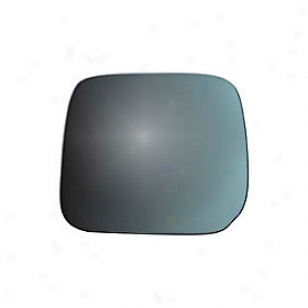 1992-2000 Mitsubishi Montero Mirror Glass Dorman Mitsubishi Mirror Glass 51690 92 93 94 95 96 97 98 99 00