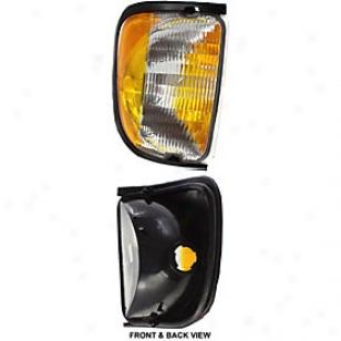 1992-2002 Ford E-150 Econoline Corner Light Replacement Ford Cornrr Light 18-3120-01 92 93 94 95 96 97 98 99 00 01 02