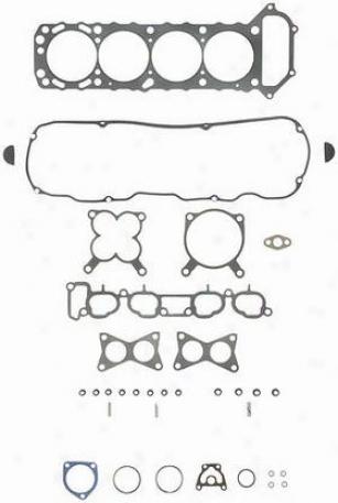 1993-1994 Nissan D21 Engine Gasket Arrange Felpro Nissan Engine Gasket Set Hs9646ptZ 93 94