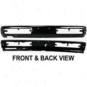1993-1995 Nissan Pathfinder Full glass Replacement Nissan Bumper 9210 93 94 95