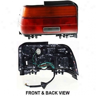 1993-1995 Toyota Corolla Tail Light Replacement Toyota Tail Light 11-180100 93 94 95