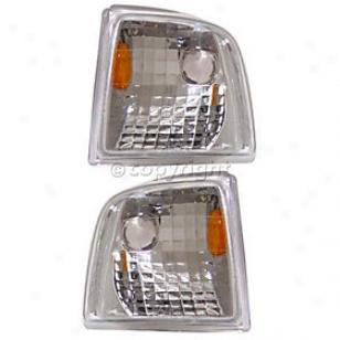 1993-1997 Ford Ranger Angle Light Anzo Wade through Corner Light 521017 93 94 95 96 97
