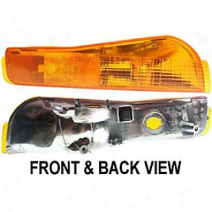 1993-1997 Pontiac Firebird Turn Signzl Light Replacement Pontiac Turn Signal Light 12-5017-01 93 94 95 96 97