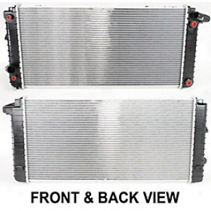 1993-2002 Cadillac Eldorado Radiator Replacement Cadillac Radiator P1482 93 94 95 96 97 98 99 00 01 02
