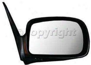 1993-2002 Nissan Altima Mirror Cipa Nissan Mirror 18417 93 94 95 96 97 98 99 00 01 02