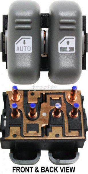 1993-2002 Pontiac Firebird Window Switch Replacement Pontiac Window Switch Arbc505209 93 94 95 96 97 98 99 00 01 02