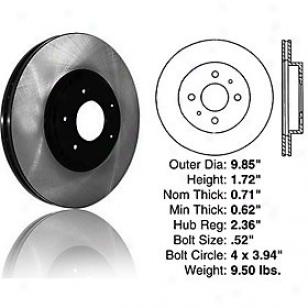 1993-2002 Saturn Sc2 Brake Disc Centric Saturn Brake Disc 120.62038 93 94 95 96 97 98 99 00 01 02