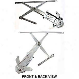 1993 Jeep Grand Wagoneer Window Regulator Replacement Jeep Window Regulator J462901 93