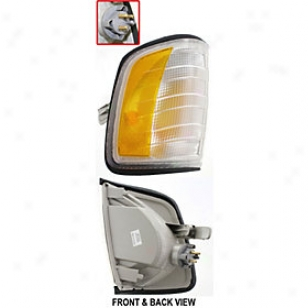 1994-1995 Mercedes Benz E320 Nonplus Light Replacement Mercedes Benz Corner Light M104108 94 95