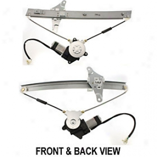 1994-1996 Toyota Camry Window Regulator Replacement Toyota Windoe Regulator Rept462926 94 95 96