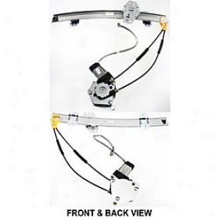 1994-1997 Honda Accord Window Regulator Replacement Honda Window Regulator H462911 94 95 96 97