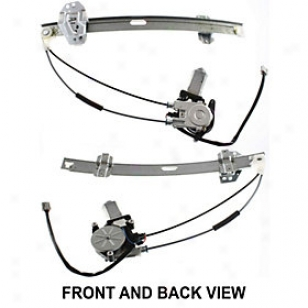 1994-1997 Honda Accord Window Regulator Replacement Honda Windiw Regulator H462912 94 95 96 97