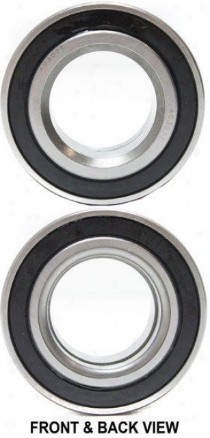 1994-1998 Audi Cabriolet Wheel Bearing Replacement Audi Wheel Bearing Repa288401 94 95 96 97 98