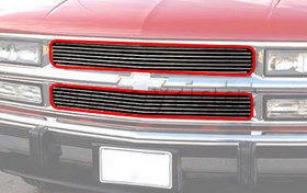 1994-19999 Chevrolet C2500 Suburban Billet Grille Carriage Works Chevrolet Billet Grille 40232 94 95 96 97 98 99