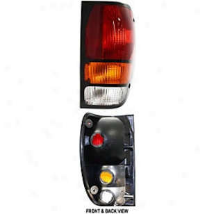 1994-2000 Mazda B4000 Tail Aspect Replacement Mazda Tail Light 11-3237-01 94 95 96 97 98 99 00