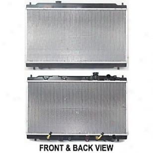 1994-2001 Acura Integra Radiator Replacement Acura Radiator P174l 94 95 96 97 98 99 00 01