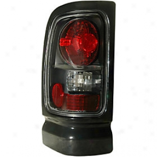 1994-2001 Dodge Drive down 1500 Tail Light Anzo Dodge Tail Light 211170 94 95 96 97 98 99 00 01